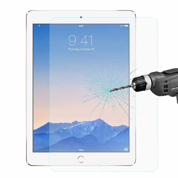"Enkay ochranné tvrzené 2.5D sklo pro iPad Air 1 / Air 2 / iPad 9,7"" (2017/2018) / iPad Pro 9,7"" (2016) - 0,33 mm - možnost vrátit zboží ZDARMA do 30ti dní"