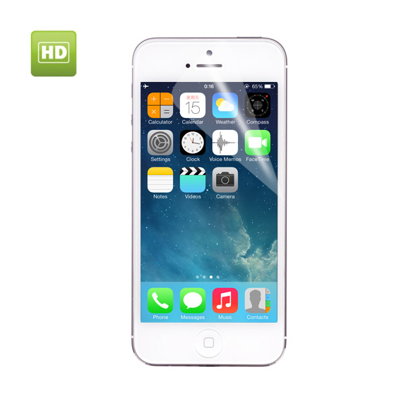 AppleKing ochranná fólie pro Apple iPhone 5   5S - možnost vrátit zboží  ZDARMA do 30ti 08edfaa867b