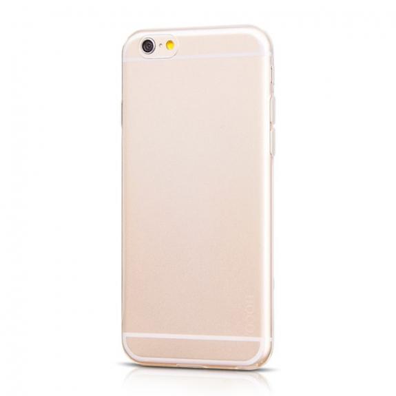 HOCO tenký 0.6 mm kryt na Apple iPhone 6 / 6S - průhledný - možnost vrátit zboží ZDARMA do 30ti dní