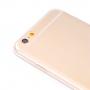 HOCO tenký 0.6 mm kryt na Apple iPhone 6 / 6S - průhledný