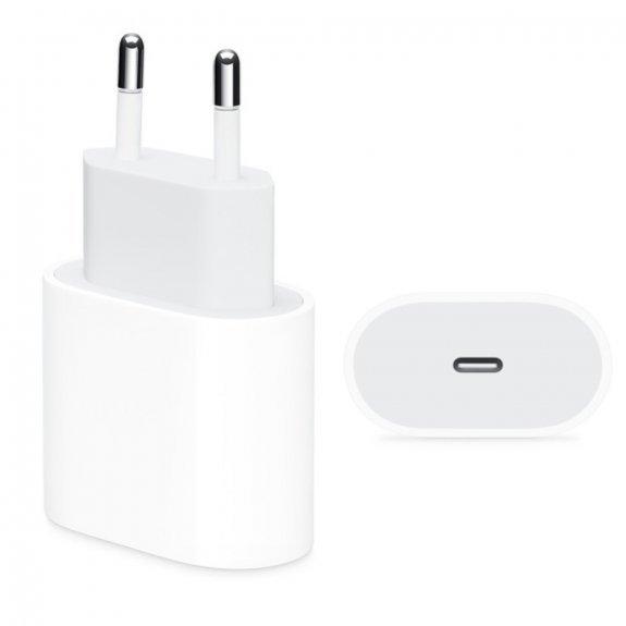 Appleking 20W USB‑C napájecí adaptér - bílý - možnost vrátit zboží ZDARMA do 30ti dní