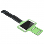 Sportovní pouzdro na ruku pro Apple iPhone 6 / 6S - zelené