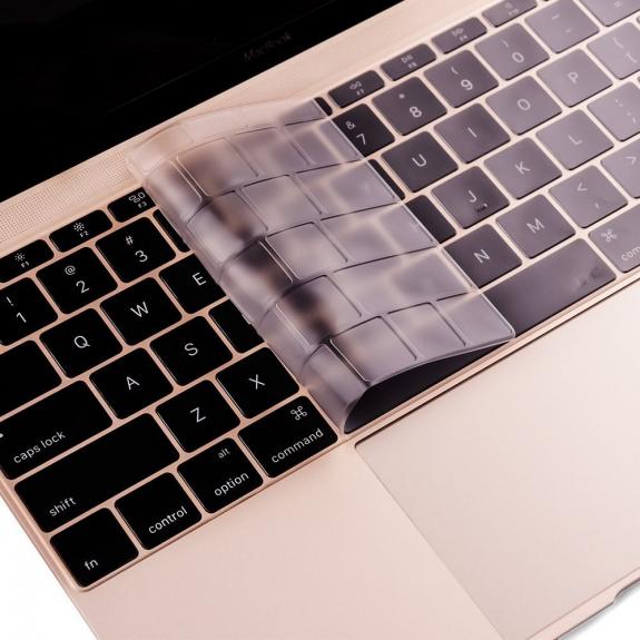 """ENKAY ochranný tenký kryt klávesnice pro Apple MacBook Pro 13"""" model A1708 verze EU (2016) - možnost vrátit zboží ZDARMA do 30ti dní"""