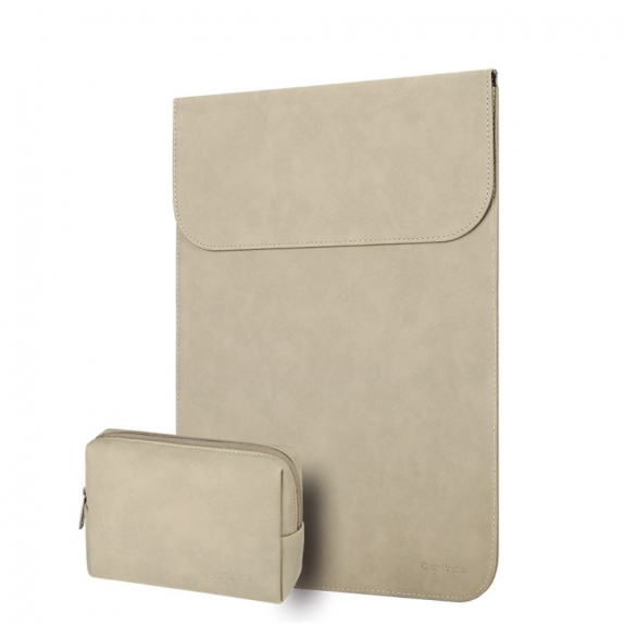 303517855c8 CARTINOE elegantní obálka z umělé kůže pro Apple MacBook Pro 15