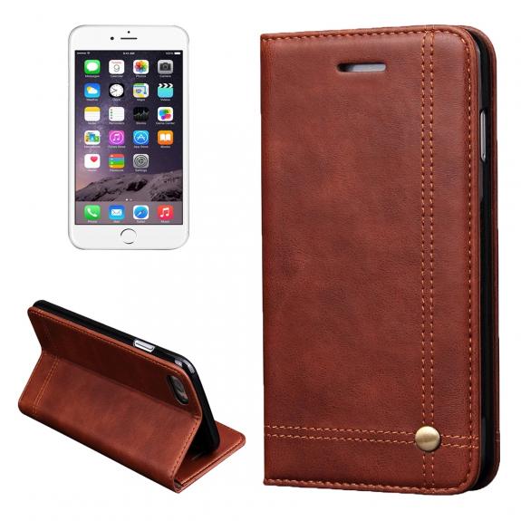 AppleKing ochranné flipové pouzdro z umělé kůže pro Apple iPhone 6 Plus    6S Plus - 587b8514758