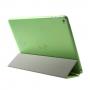 Plastové pouzdro Smart Cover pro Apple iPad Air 2 - zelené