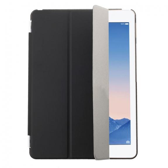 AppleKing plastové pouzdro Smart Cover pro Apple iPad Air 2 - černé - možnost vrátit zboží ZDARMA do 30ti dní