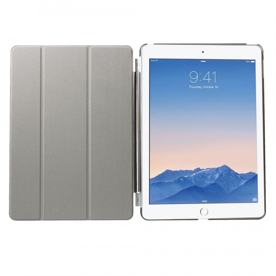 Plastové pouzdro Smart Cover pro Apple iPad Air 2 - černé - AppleKing.cz 82b94884ec