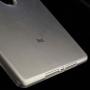 Lesklý tenký 0.6 mm obal pro Apple iPad 2 - průhledný