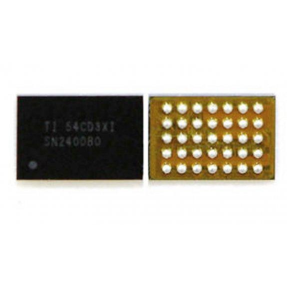 AppleKing iC SN2400BO čip nabíjení pro Apple iPhone 6 / 6 Plus - možnost vrátit zboží ZDARMA do 30ti dní