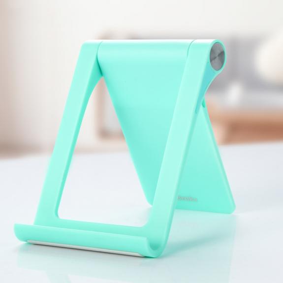 BENKS elegantní stojánek pro Apple iPhone / iPad - tyrkysový - možnost vrátit zboží ZDARMA do 30ti dní