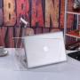 "ENKAY Plastový kryt s ochranou kláves a záslepkami konektorů pro MacBook Air 13"""