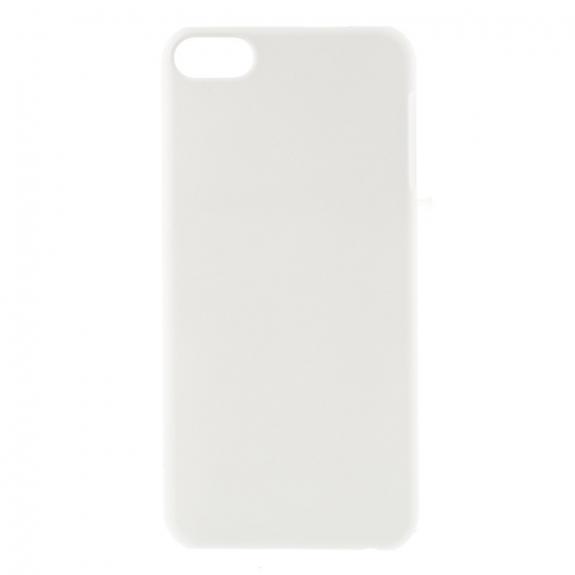 Matný pogumovaný kryt pro Apple iPod touch 6 - bílý