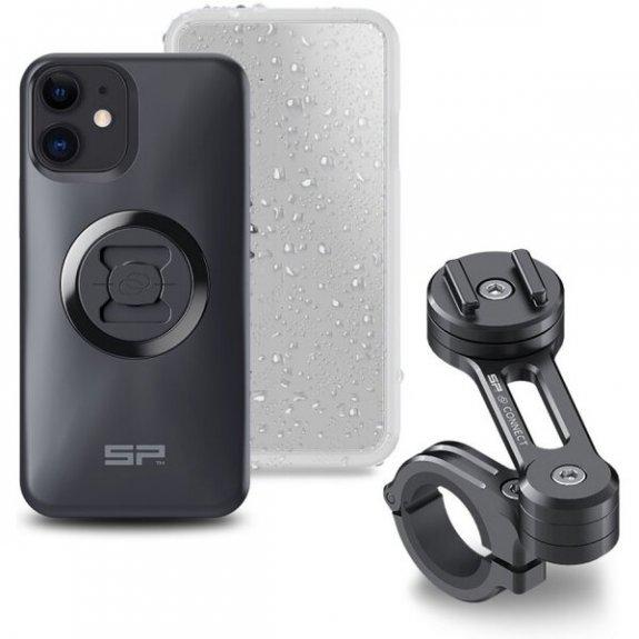 SP Connect Moto držák a kryt na motorku pro iPhone 12 mini - černý 9-680 - možnost vrátit zboží ZDARMA do 30ti dní