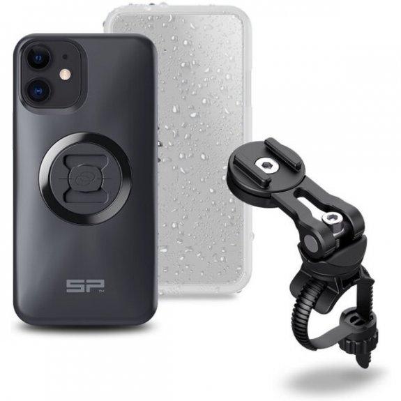 SP Connect Bike Bundle II držák a kryt na kolo pro iPhone 12 mini - černý 188-677 - možnost vrátit zboží ZDARMA do 30ti dní