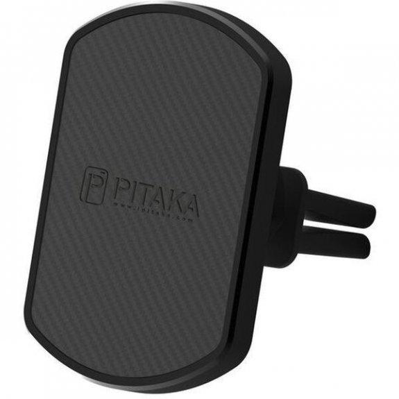 Pitaka MagEZ držák do ventilace kompatibilní s kryty Pitaka MagEZ - černý CM002 - možnost vrátit zboží ZDARMA do 30ti dní