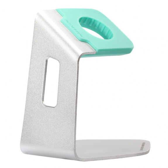 NILLKIN elegantní stojánek pro Apple Watch - modrý - možnost vrátit zboží ZDARMA do 30ti dní