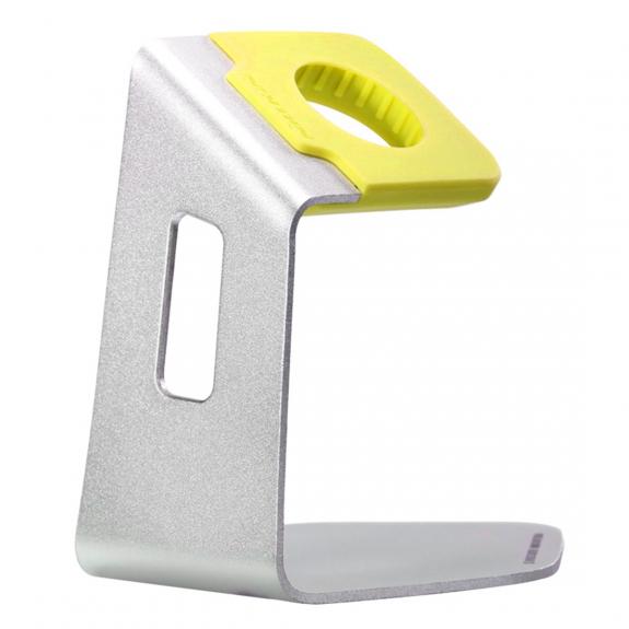 NILLKIN elegantní stojánek pro Apple Watch - žlutý - možnost vrátit zboží ZDARMA do 30ti dní