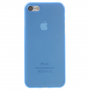 Ultratenký plastový kryt na Apple iPhone 8 / 7 - modrý