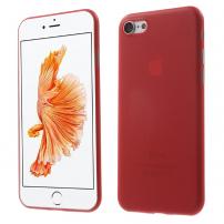 Ultratenký 0,3 mm kryt na Apple iPhone SE (2020) / 8 / 7 - červený