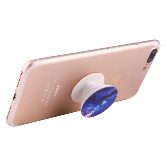 AppleKing multifunkční držák na zadní stranu telefonu pro iPhone / iPad - galaxie - možnost vrátit zboží ZDARMA do 30ti dní