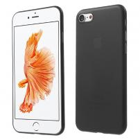 Ultratenký 0,3 mm kryt na Apple iPhone SE (2020) / 8 / 7 - černý