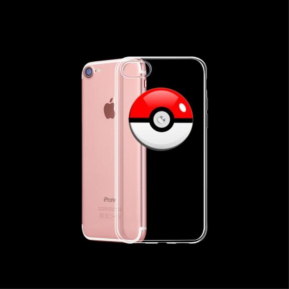 AppleKing pokemon Go kryt s 3D Poke koulí na Apple iPhone 7 - možnost vrátit zboží ZDARMA do 30ti dní