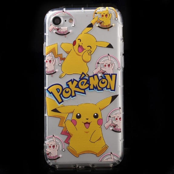 Pokemon Go kryt na Apple iPhone 7 - Pikachu