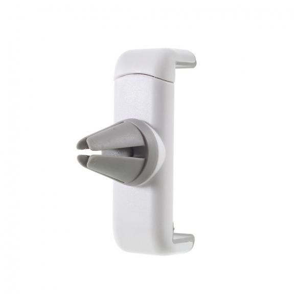 AppleKing držák do auta na ventilační mřížku pro Apple iPhone - šířka 60-85mm - bílý - možnost vrátit zboží ZDARMA do 30ti dní