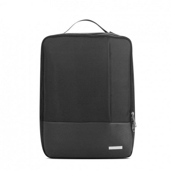 """AppleKing elegantní batoh pro iPad / MacBook do 15"""" - černý - možnost vrátit zboží ZDARMA do 30ti dn"""
