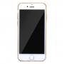 BASEUS tenký poloprůhledný kryt pro Apple iPhone 8 / 7 - zlatý
