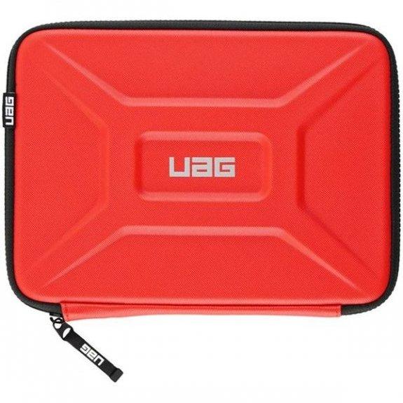 """UAG Small Sleeve odolné poudro pro iPad / MacBook 11"""" - červené 981880119393 - možnost vrátit zboží"""