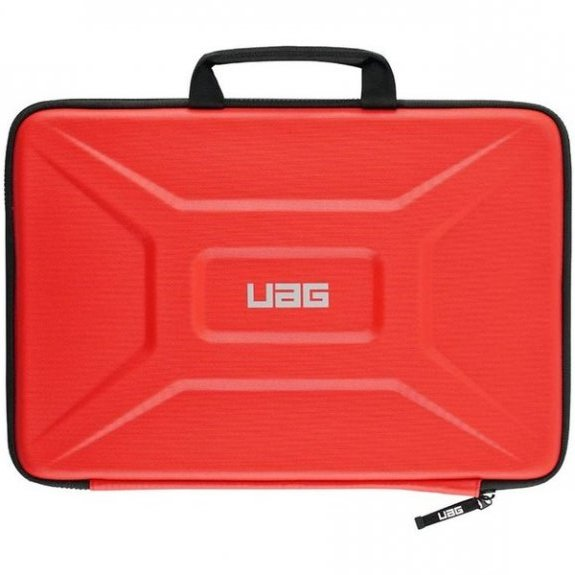 """UAG Large Sleeve Handle kufříkové pouzdro pro MacBook Pro 15"""" - červené 982010119393 - možnost vrátit zboží ZDARMA do 30ti dní"""