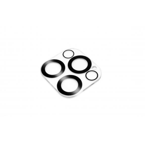 Appleking 3D tvrzené sklo k ochraně čoček fotoaparátu pro iPhone 12 Pro - možnost vrátit zboží ZDARM
