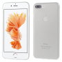 Ultratenký 0.3 mm matný kryt na Apple iPhone 8 Plus / 7 Plus  - šedý