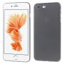 Ultratenký 0.3 mm matný kryt na Apple iPhone 8 Plus / 7 Plus  - černý