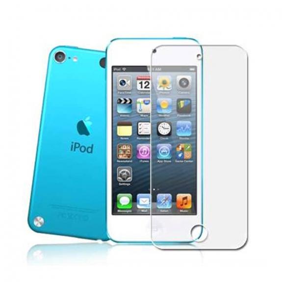 AppleKing super odolné tvrzené sklo (Tempered Glass) na přední část Apple iPod touch 5. gen. - 0.3mm - možnost vrátit zboží ZDARMA do 30ti dní