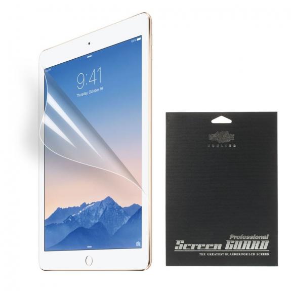 """AppleKing ochranná fólie pro Apple iPad Air 1. / 2.gen. / Pro 9.7"""" - čirá - možnost vrátit zboží ZDARMA do 30ti dní"""
