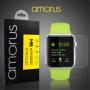 Tvrzené sklo Amorus pro Apple Watch 42mm- čiré - 0.33mm