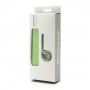 KABO Mini externí baterie / power banka 2600mAh - poutko s kroužkem na klíče - zelená