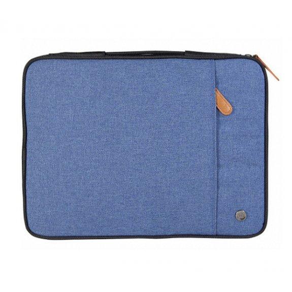 """PKG Stuff brašna pro MacBook 13"""" / Air 13"""" / Pro 13"""" - modrá PKG-LS01-13-LBLU - možnost vrátit zboží ZDARMA do 30ti dní"""