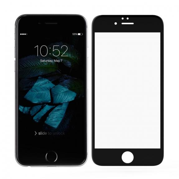 NILLKIN 3D tvrzené sklo (Tempered Glass) pro Apple iPhone 6 / 6S - černé - možnost vrátit zboží ZDARMA do 30ti dní