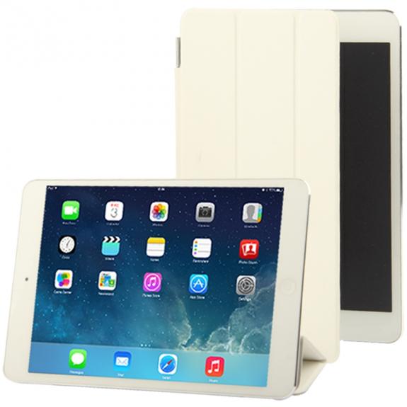 AppleKing smart Cover pro iPad mini / mini 2 / mini 3 - bílá - možnost vrátit zboží ZDARMA do 30ti dní