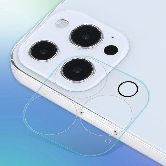 AppleKing tvrzené sklo k ochraně čoček zadního fotoaparátu pro iPhone 13 Pro - čiré - možnost vrátit