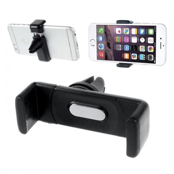 AppleKing otočný držák na ventilační mřížku auta pro Apple iPhone 6 / 6S / 6 Plus / 6S Plus / 7 / 7 Plus - možnost vrátit zboží ZDARMA do 30ti dní