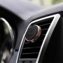 """BASEUS magnetický otočný 360° držák na ventilační mřížku auta pro zařízení vel. 3,5""""-5,5"""" - růžově zlatý"""
