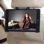 Držák na opěrku do auta pro Apple iPad mini / mini 2 / mini 3 - černý