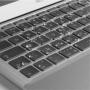 """ENKAY kryt klávesnice pro Apple MacBook a MacBook Air 11"""" - silikonový průhledný"""