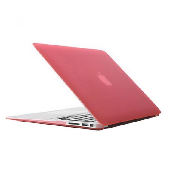 """AppleKing tvrzený ochranný plastový obal / kryt pro Macbook Air 13.3"""" – růžový - možnost vrátit zboží ZDARMA do 30ti dní"""
