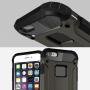 """Super odolný """"Armor"""" kryt pro Apple iPhone 6 / 6S - kávově hnědý"""